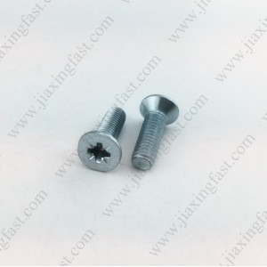Pozi Pan Head Machine Screw